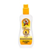 Sunscreen SPF6 Spray Gel 237 ml de Australian Gold