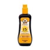 Sunscreen SPF15 Spray Oil Hydrating Formula 237 ml de Australian Gold