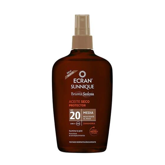 Sun Lemonoil Oil Vaporizador SPF20 200 ml da Ecran