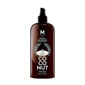 Coconut Suntan Oil Dark Tanning SPF6 200 ml da Mediterraneo Sun