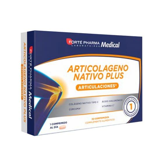 Articolageno Nativo Plus 30 Tabs da Forte Pharma Medical
