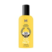 Coconut Sunscreen Dark Tanning SPF50 100 ml da Mediterraneo Sun