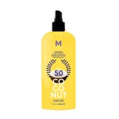 Coconut Sunscreen Dark Tanning SPF50 200 ml da Mediterraneo Sun