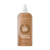 Bronzeia E Protege Suntan Lotion SPF30 200 ml da Mediterraneo Sun