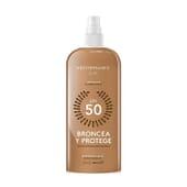 Bronzeia E Protege Suntan Lotion SPF50 200 ml da Mediterraneo Sun