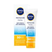 Sun Facial Antimanchas Anti-idade SPF50 50 ml da Nivea