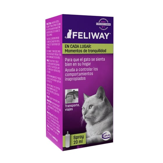 Feliway Classic Spray Antistress para Gatos 20 ml da Ceva