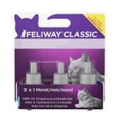 Feliway Classic Pack Poupança 48 ml 3 Unds da Ceva
