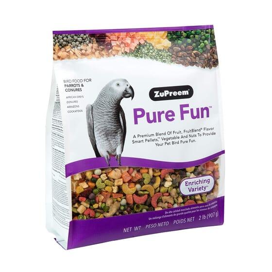 Pure Fun Alimento Para Loros E Conures 900g da Zupreem