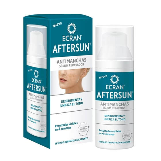 Aftersun Antimanchas Sérum Reparador 50 ml da Ecran