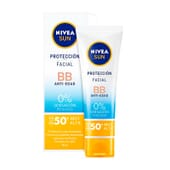 Sun Facial BB Anti-idade SPF50+ 50 ml da Nivea