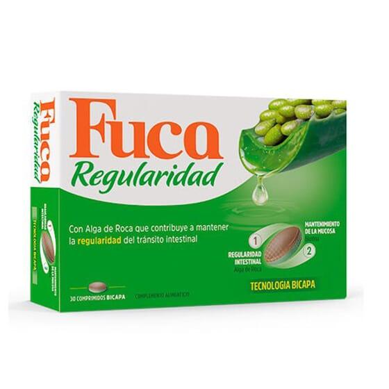 Fuca Regularidad 30 Tabs de FUCA