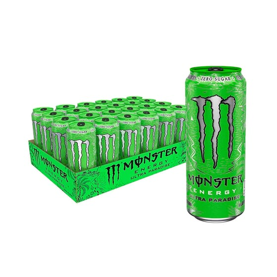 Monster Energy Ultra Paradise 500 ml 24 Unds da Monster Energy