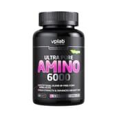 Ultra Pure Amino 6000 120 Tabs de Vplab Nutrition