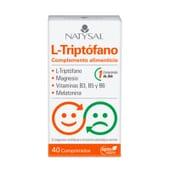 L-Triptófano 40 Tabs de NATYSAL