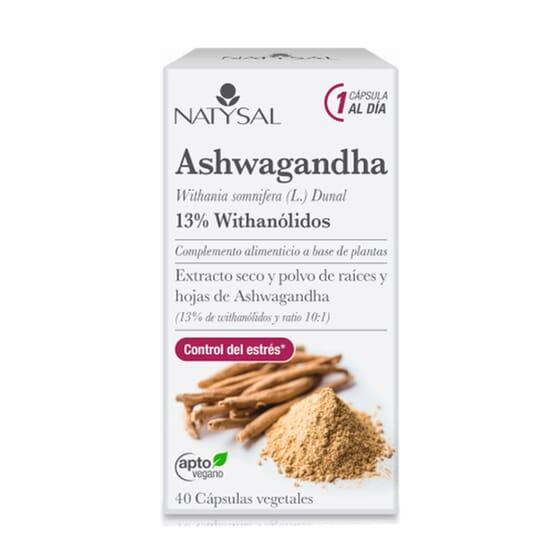 Ashwangandha 40 VCaps da Natysal