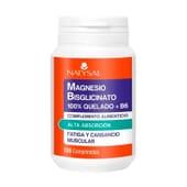 Magnésio Bisglicinato 100% Quelado + B6 120 Tabs da Natysal