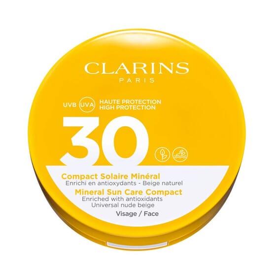 Solaire Compacto Mineral SPF30 #Beige da Clarins