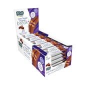 Low Sugar Protein Break 21g 25 Unds da Novo Nutrition