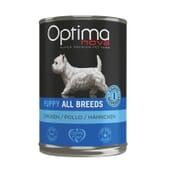 Comida Húmeda Perro Cachorro Pollo 400g de Optima Nova