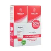 Duo Dentifrice à la Ratanhia 2 x 75 mg de Weleda