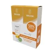 Duo Dentifrice au Calendula 2 x 75 mg de Weleda