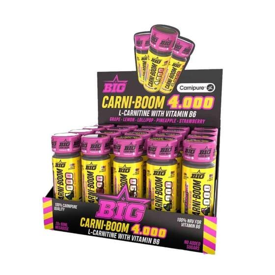 Carni Boom 4000 Carnipure 20 x 60 ml da Big