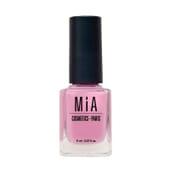 Esmalte De Uñas Chiffon Peony 11 ml de Mia Cosmetics