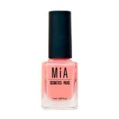 Esmalte De Uñas Coral Blush de Mia Cosmetics
