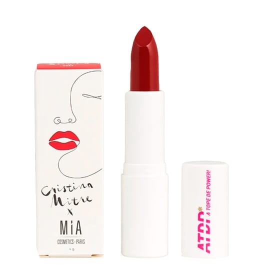 ATDP Labial Borgoña Cristina Mitre  de Mia Cosmetics