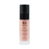 CC Coloured Cream Dark SPF30 30 ml de Mia Cosmetics