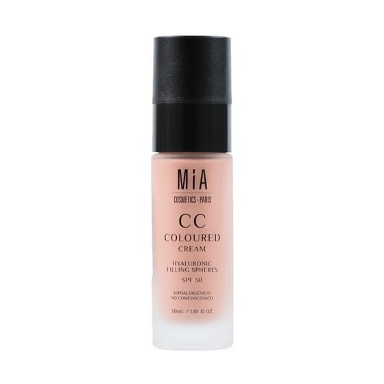 CC Coloured Cream Dark SPF30 30 ml de Mia Cosmetics
