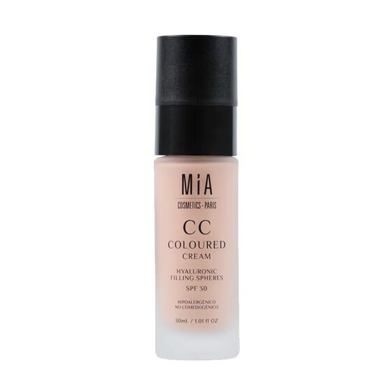 CC Coloured Cream Medium SPF30 30 ml da Mia Cosmetics