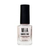 Esmalte De Uñas Strengthen Base 11 ml de Mia Cosmetics
