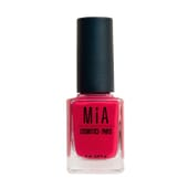 Esmalte De Uñas Royal Ruby 11 ml de Mia Cosmetics