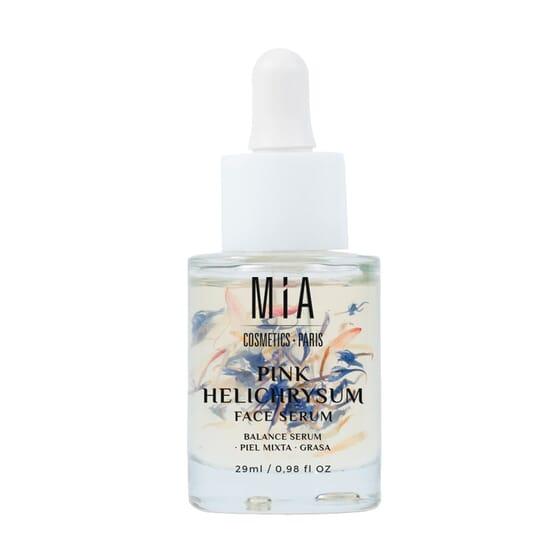 Serúm Facial Pink Helichrysum 29 ml da Mia Cosmetics