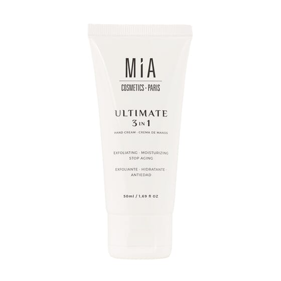 Ultimate 3 In 1 Creme De Mãos 50 ml da Mia Cosmetics
