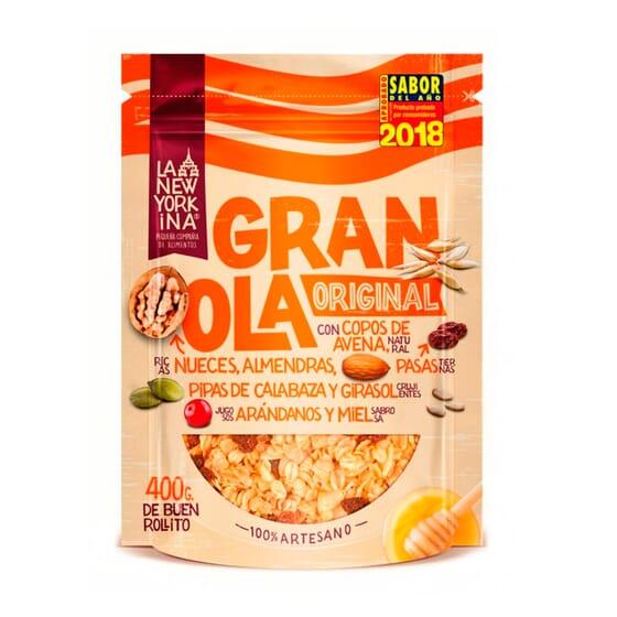 Granola Original 400g da Newyorkina