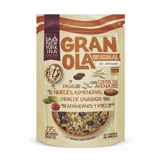 Granola Original 275g de Newyorkina