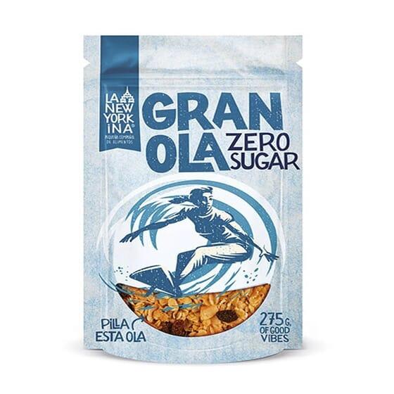 Granola Zero Azúcar 275g de Newyorkina