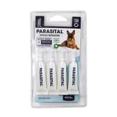 Parasital Pipetas Repelentes Perros Grandes 4 Uds de Zotal