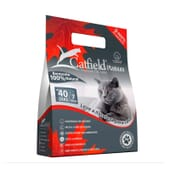 Catfield Areia Bentonite Litter Platinum 6 Kg da Catfield