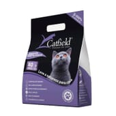 Catfield Areia Bentonite Litter Lavender 6 Kg da Catfield