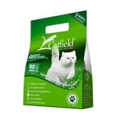 Catfield Areia Bentonite Litter Natural 6 Kg da Catfield