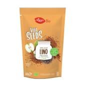 Vitaseeds Sementes de Linho Moído com Chia, Maçã e Canela Bio 200g da El Granero Integral