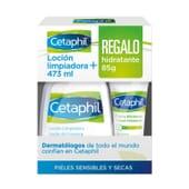 Lotion Nettoyante + Trousse de Toilette Offerte de Cetaphil
