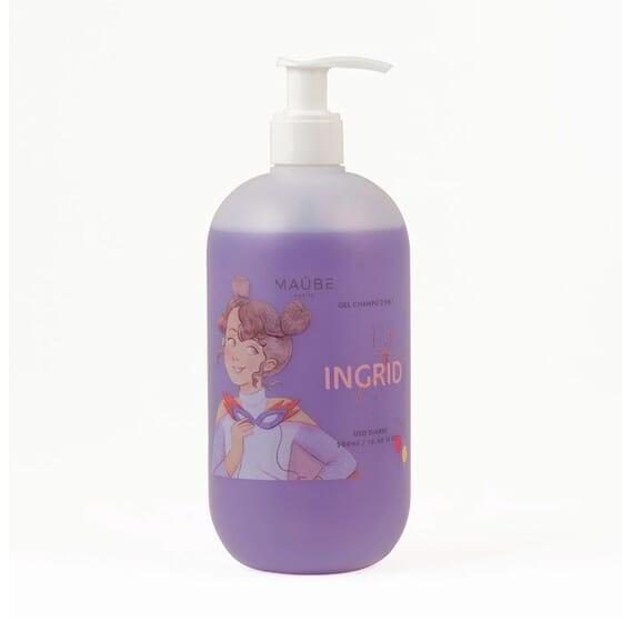Gel + Champô Ingrid 500 ml da Maûbe