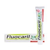 Fluocaril Junior 6-12 Años Gel Dentífrico Frutos Rojos 75 ml de Fluocaril