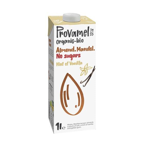 Provamel Organic Bio Bebida de Amêndoa Baunilha 1000 ml da Santiveri