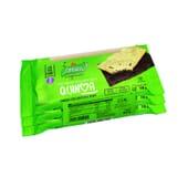 Tostas Crocantes Quinoa Chocolate Preto Bio 3 x 19g da Santiveri